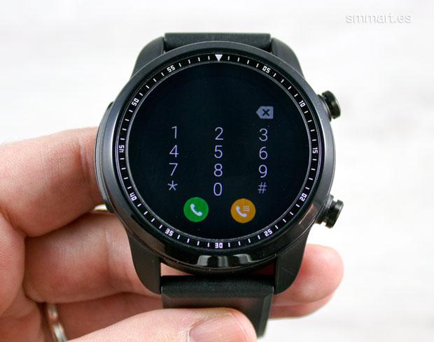 Reloj Kospet Brave conectividad 4G para llamar y recibirllamadas