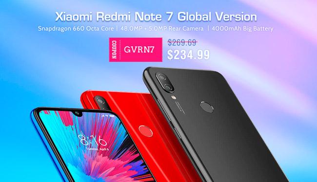 Xiaomi Redmi Note 7 comprar a precio barato