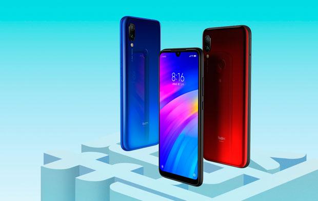Xiaomi Redmi 7 cámaras de fotos