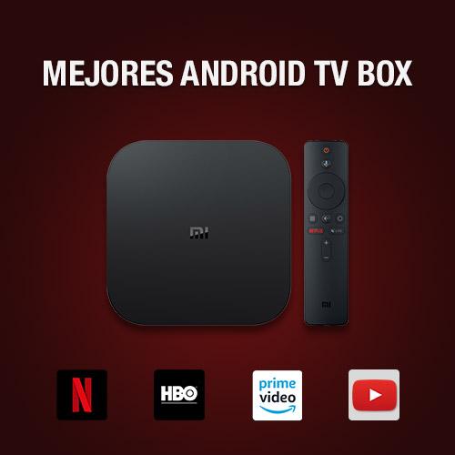 Comparativa de los mejores Android TV Box del 2019