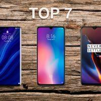 Top 7 Móviles Chinos mejores que el iPhone