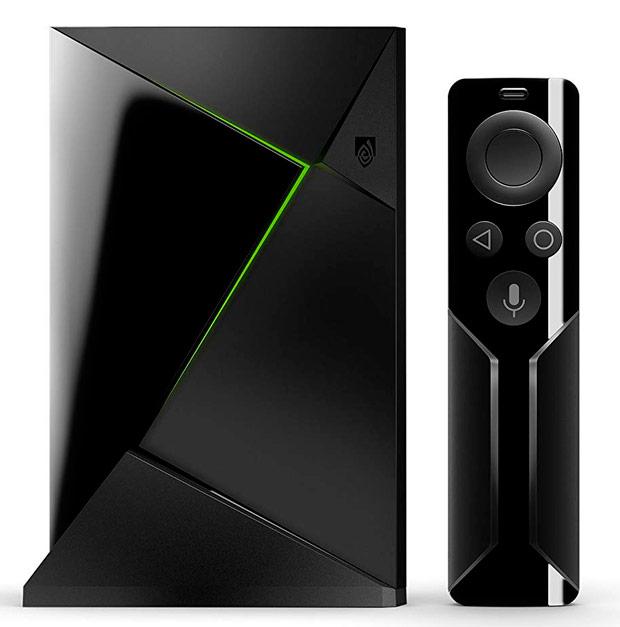 Características mejores smart tv box Nvidia Shield TV Pro