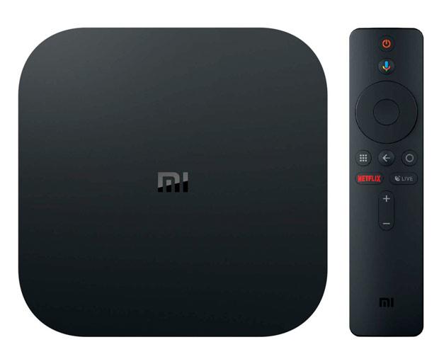 Xiaomi Mi TV Box S características técnicas
