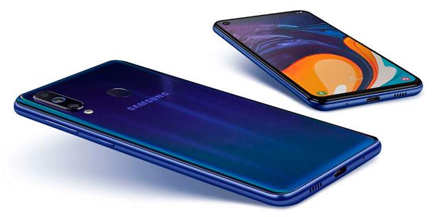 Galaxy A60 características y especificaciones