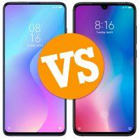 Xiaomi Mi 9T vs Xiaomi Mi 9