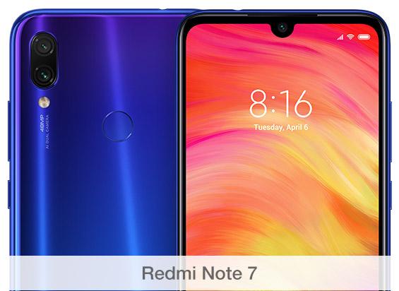 Redmi Note 7 comparativa de cámaras con el Xiaomi Mi A3