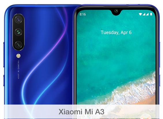 Xiaomi Mi A3 cámaras comparadas con el Redmi Note 7