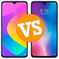 Xiaomi Mi A3 vs Mi 9 SE