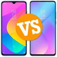 Xiaomi Mi A3 vs Mi 9T