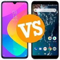 Xiaomi Mi A3 vs Mi A2