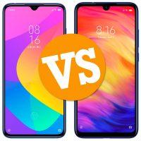 Xiaomi Mi A3 vs Redmi Note 7