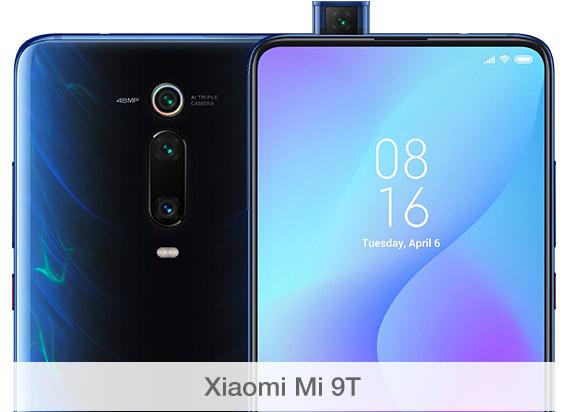 Comparar cámaras Xiaomi Mi 9T vs Xiaomi Mi 9T Pro