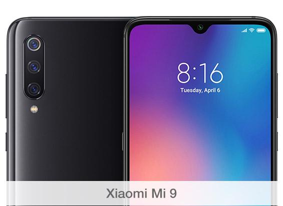 Comparativa de cámaras del Xiaomi Mi 9