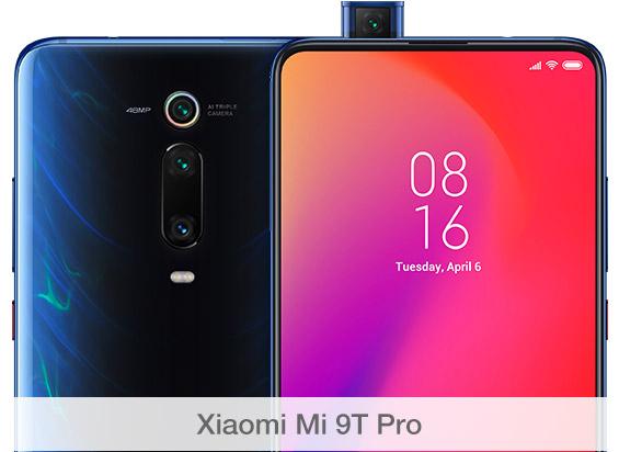Comparativa de cámaras Xiaomi Mi 9T Pro y Mi 9T