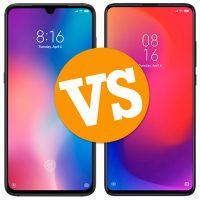 Xiaomi Mi 9 vs Mi 9T Pro