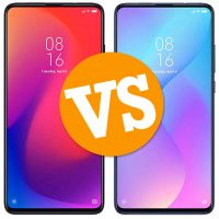 Xiaomi Mi 9T Pro vs Mi 9T