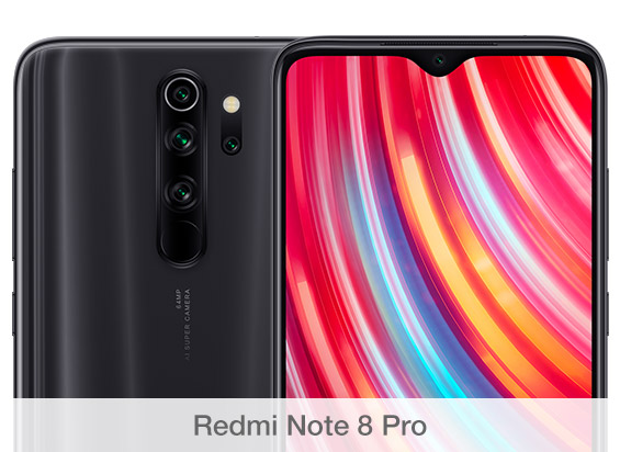 Comparativa de cámaras Redmi Note 8 Pro vs Xiaomi Mi 9 Lite