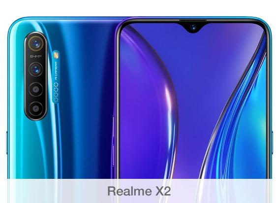 Comparativa de cámaras Realme X2