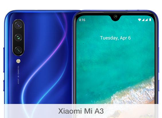 Comparativa de cámaras Xiaomi Mi A3