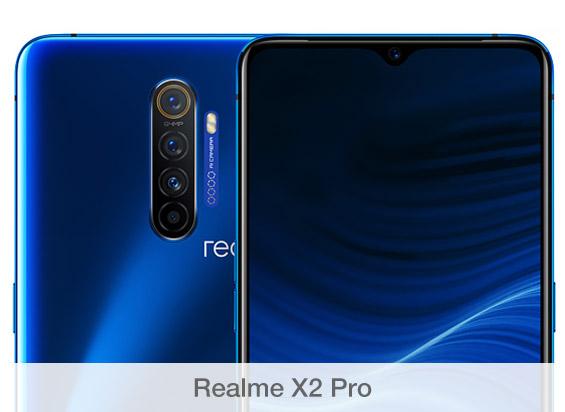 Comparativa de cámaras Realme X2 Pro