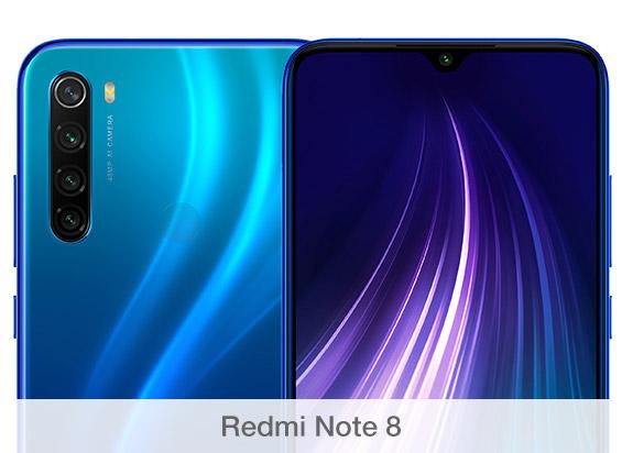 Comparativa de cámaras Redmi Note 8