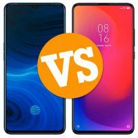 Realme X2 Pro vs Xiaomi Mi 9T Pro