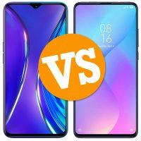 Realme X2 vs Xiaomi Mi 9T