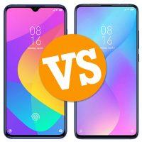 Xiaomi Mi 9 Lite vs Xiaomi Mi 9T