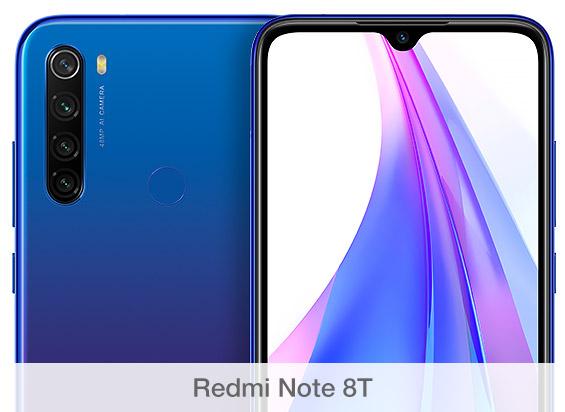 Comparativa de cámaras Redmi Note 8T