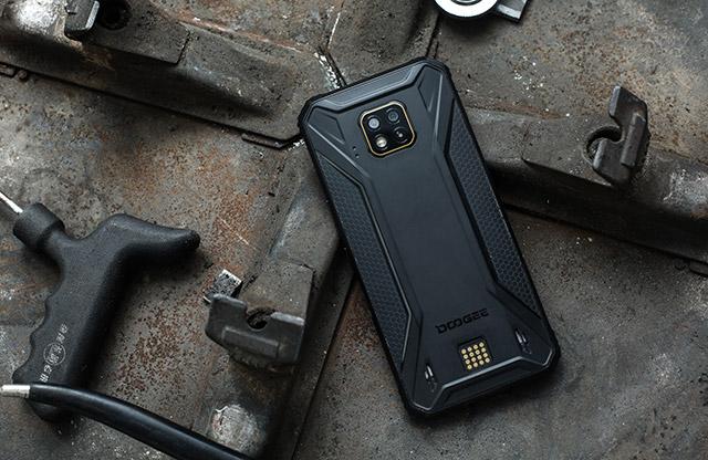 Doogee S95 Pro cuerpo rugerizado