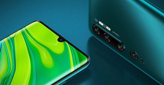 Xiaomi Mi Note 10 en preventa exclusiva con este cupón