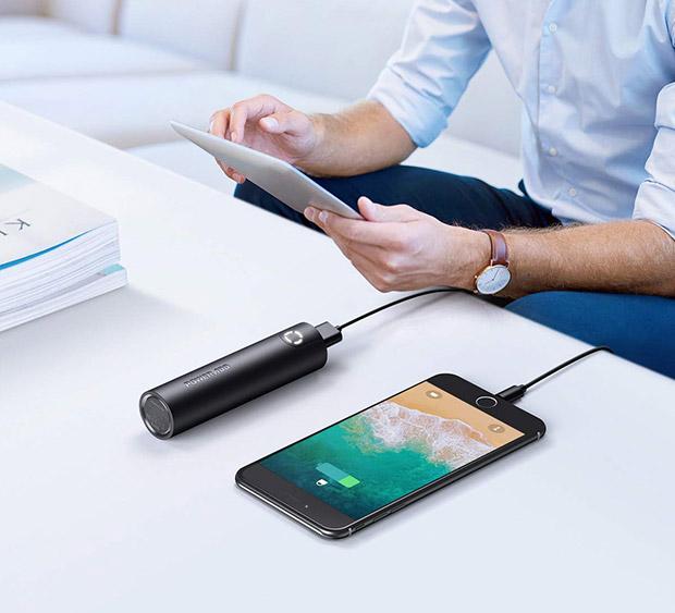 Batería Externa Móvil Poweradd 5.000 mAh