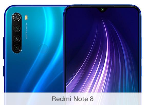Comparativa de cámaras Xiaomi Redmi Note 8