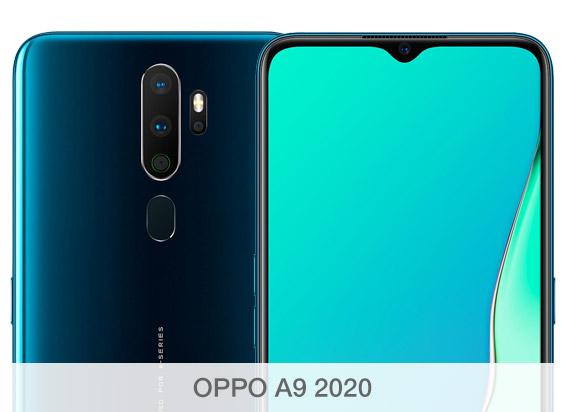 Comparativa de cámaras Oppo A9 2020