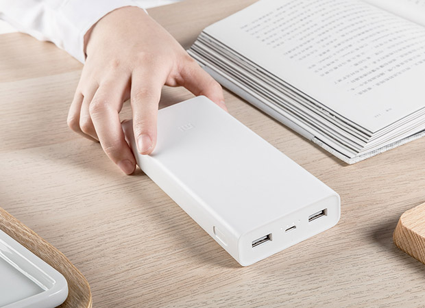 Power Bank Xiaomi 2C de 20.000 mAh