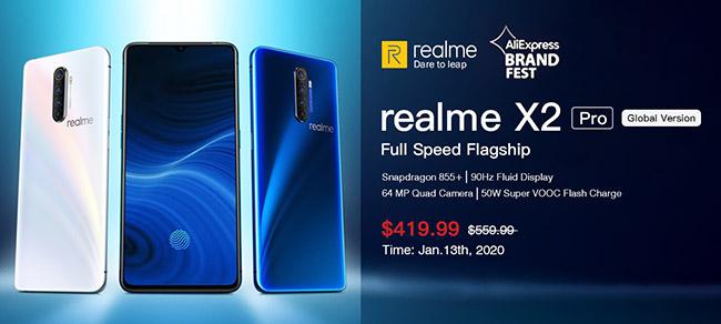 Realme X2 Pro oferta precio barato