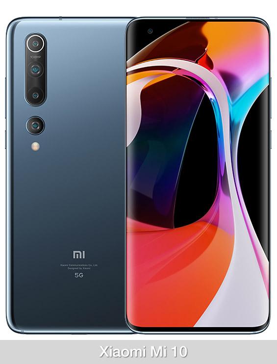 Comparativa Xiaomi Mi 10 vs Mi 9