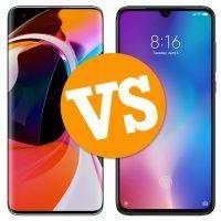 Xiaomi Mi 10 vs Xiaomi Mi 9