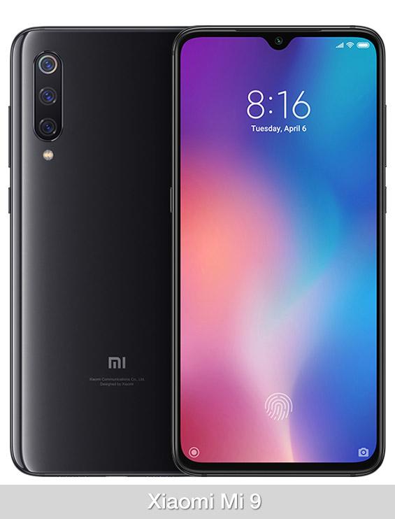 Comparativa Xiaomi Mi 9 vs Mi 10