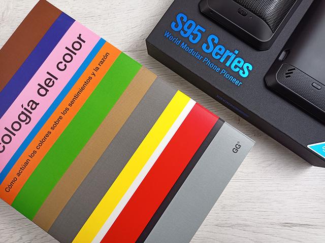 Doogee S95 Pro fotos calidad del color