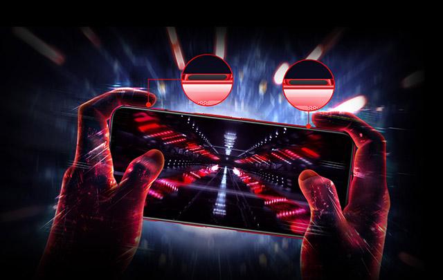 Nubia Red Magic 5G juegos