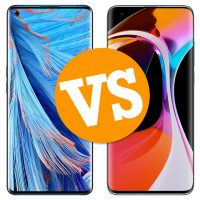 Oppo Find X2 vs Xiaomi Mi 10