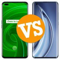 Realme X50 Pro vs Xiaomi Mi 10 Pro