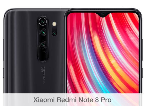 Comparativa de cámaras Xiaomi Redmi Note 8 Pro