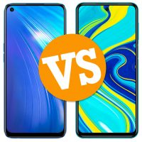 Realme 6 vs Xiaomi Redmi Note 9S