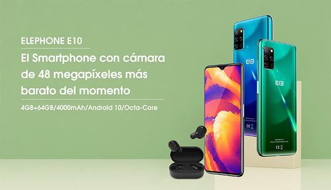 Elephone E10 comprar en oferta barato