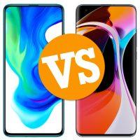 Poco F2 Pro vs Xiaomi Mi 10