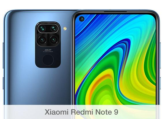 Comparativa de cámaras Redmi Note 9