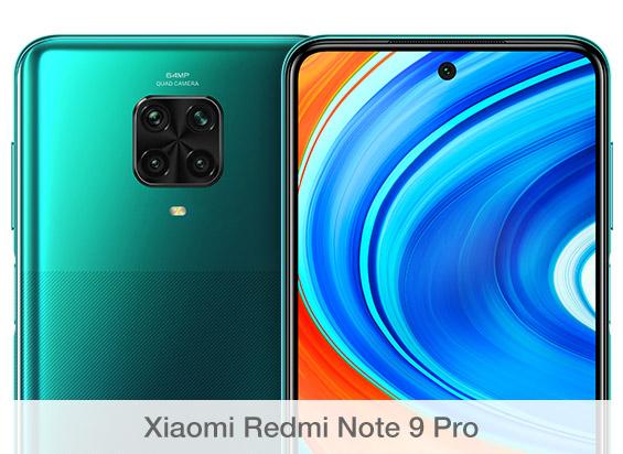 Comparativa de cámaras Redmi Note 9 Pro