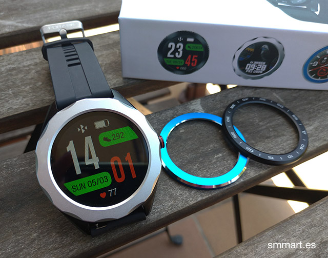 Smartwatch Fobase 6 Pro características técnicas